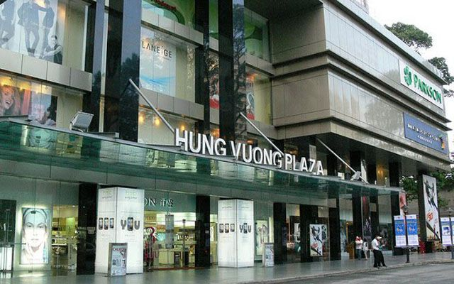 Parkson Hùng Vương Shopping Center