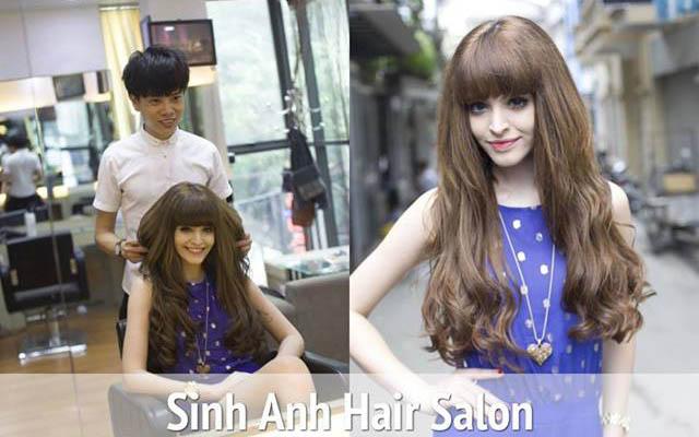 Sinh Anh Hairstylist - Đê La Thành ở Hà Nội