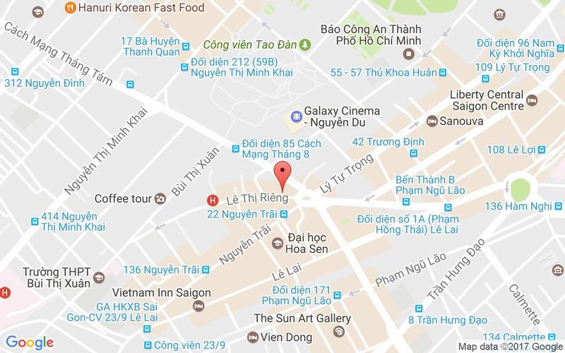 Bản đồ - Full House Korean Restaurant