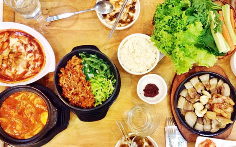 Full House Korean Restaurant