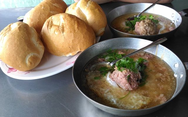 Bánh Mì Xíu Mại - Trần Phú ở Vũng Tàu