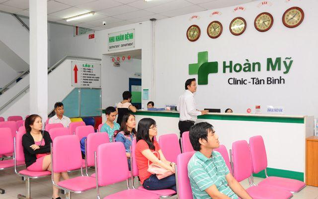 Bệnh Viện Hoàn Mỹ - Hoàng Việt ở TP. HCM