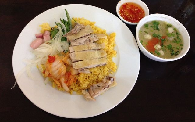 Cơm Gà Tuy Hòa - Trường Sơn