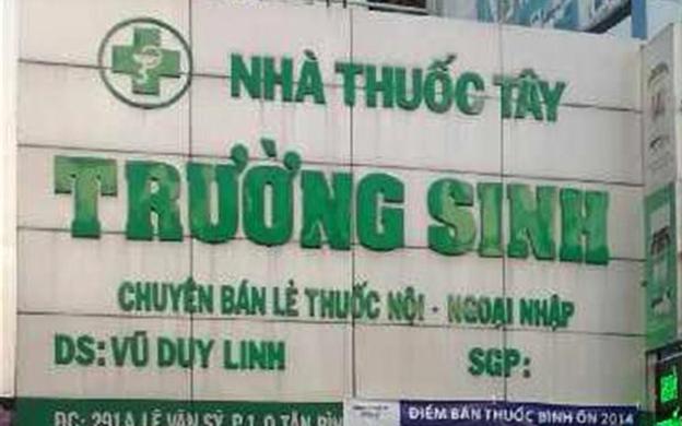 291A Lê Văn Sỹ, P. 1 Quận Tân Bình TP. HCM
