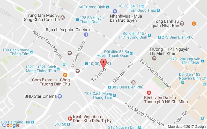 Bản đồ - An Nam Quán - Gà Lên Mâm - Tú Xương
