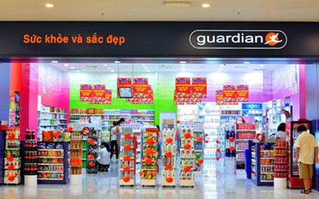 Guardian - Đường D2 ở TP. HCM