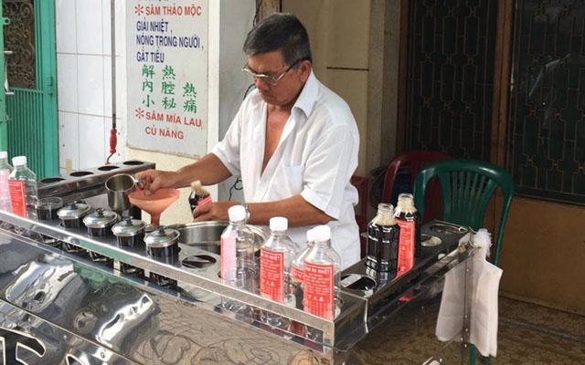 24 Vị Sâm Thảo Mộc - Huỳnh Mẫn Đạt ở TP. HCM