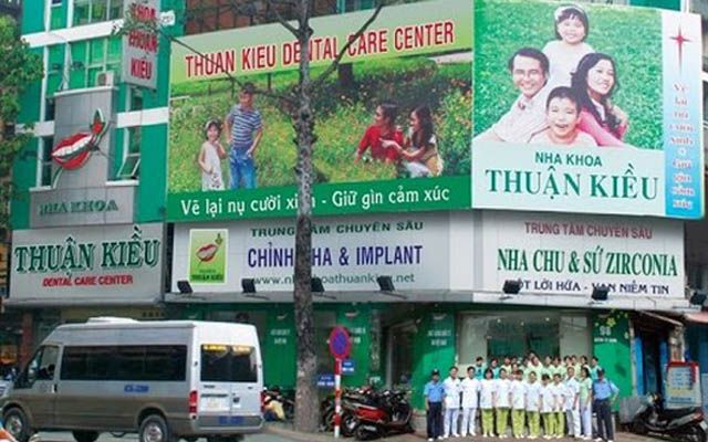 Nha Khoa Thuận Kiều ở TP. HCM