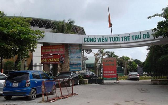 Công Viên Tuổi Trẻ Thủ Đô - Thanh Nhàn ở Hà Nội