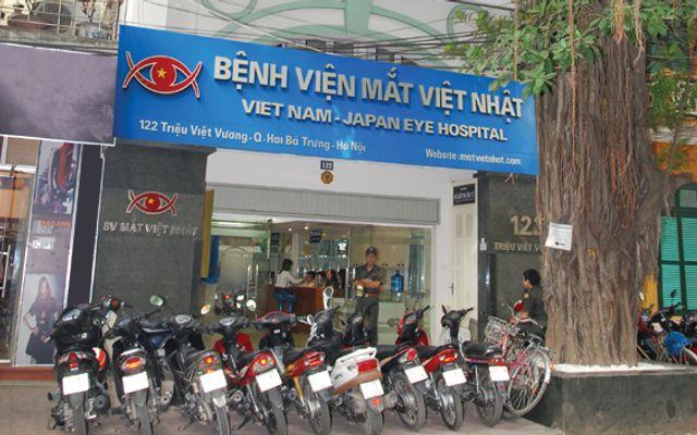 Bệnh Viện Mắt Việt Nhật - Triệu Việt Vương ở Hà Nội