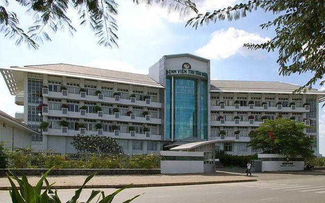 Bệnh Viện Tim Tâm Đức ở TP. HCM