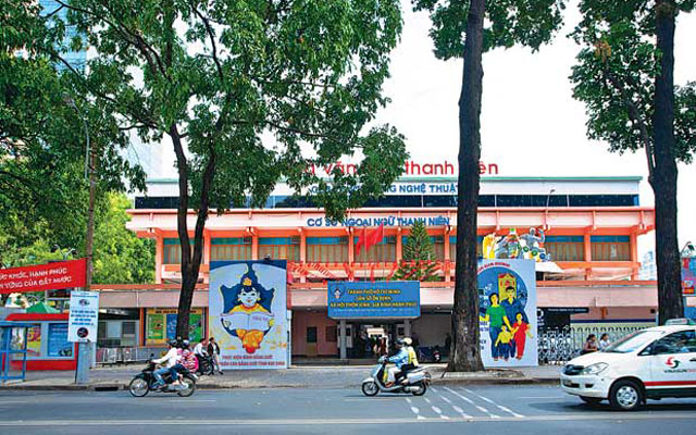 Nhà Văn Hoá Thanh Niên