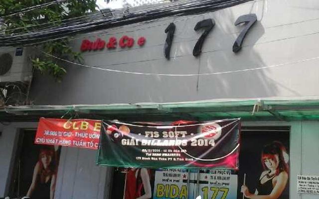 CLB Billiards Cafe 177 ở TP. HCM