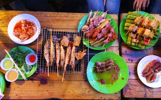 Happy BBQ 2 Xiên Nướng Đồng Giá 5K - Lý Chính Thắng ở TP. HCM