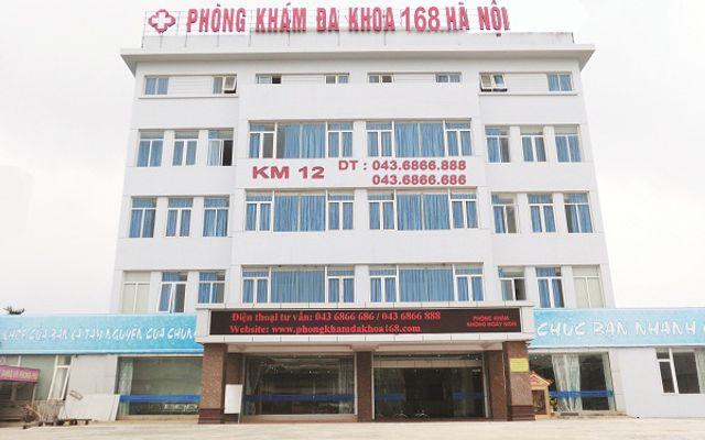 Phòng Khám Đa Khoa 168 - Ngọc Hồi ở Hà Nội