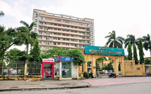 Bệnh Viện Thanh Nhàn ở Hà Nội