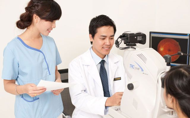 Cao Thắng International Eye Hospital ở TP. HCM