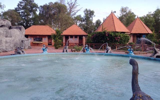 Bình Châu Resort ở Vũng Tàu