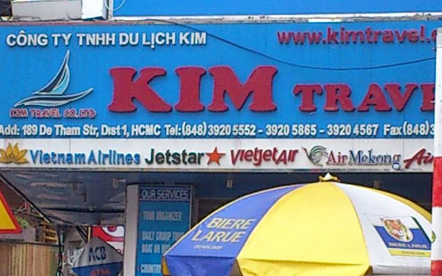 Kim Travel - 189 Đề Thám ở TP. HCM