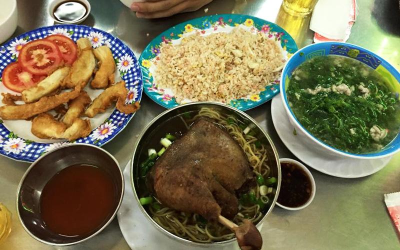 Dương Thành - Ẩm Thực Trung Hoa