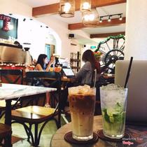 Loft Cafe - Pasteur