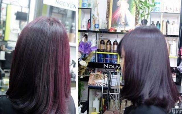 Hair Salon Nguyễn Tùng ở TP. HCM