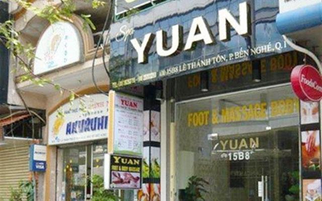 Yuan Massage - Lê Thánh Tôn ở TP. HCM