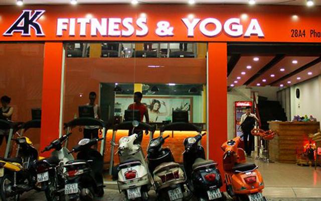 Ak Fitness & Yoga - Phạm Hồng Thái ở Hà Nội