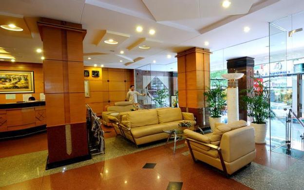46-46Bis Thủ Khoa Huân, P. Bến Thành Quận 1 TP. HCM