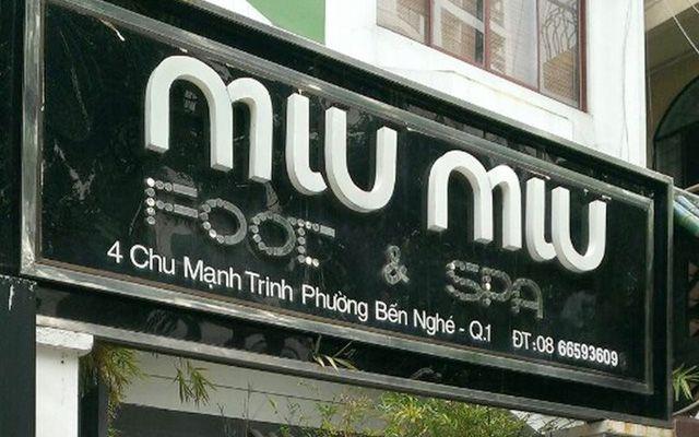 Miu Miu Spa ở TP. HCM