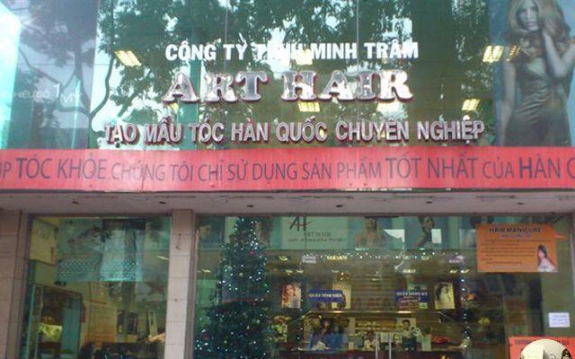 Art Hair - Tạo Mẫu Tóc Hàn Quốc - Phạm Ngọc Thạch ở TP. HCM