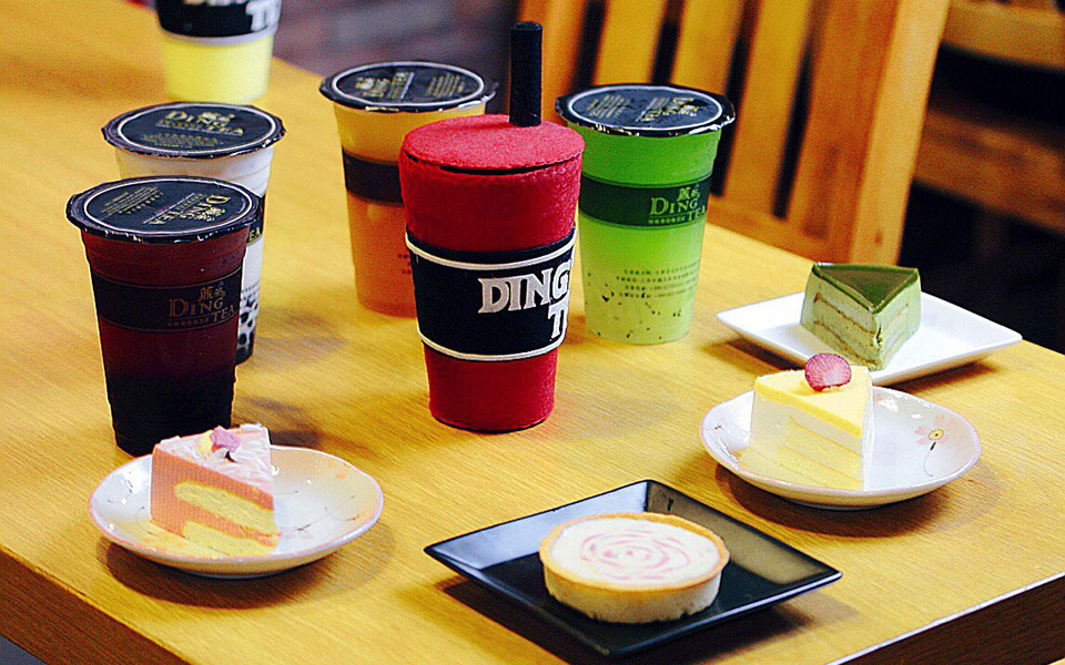 Ding Tea - Cộng Hòa
