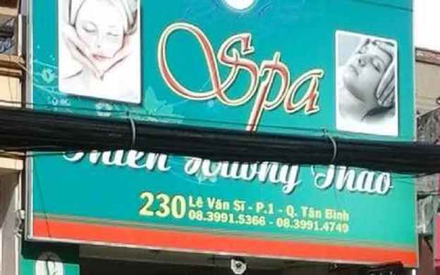 230 Lê Văn Sỹ Quận Tân Bình TP. HCM