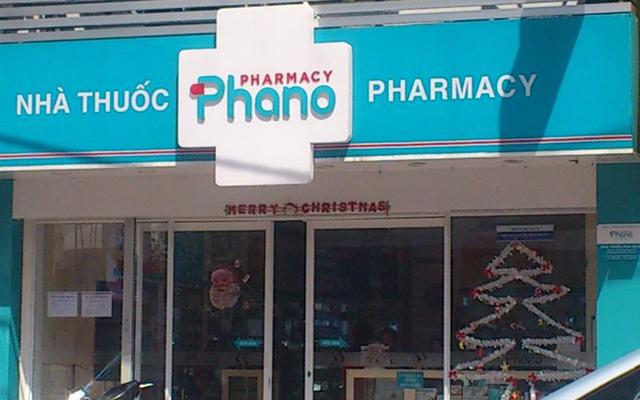 Nhà Thuốc Tây Phano Pharmacy - Cách Mạng Tháng 8