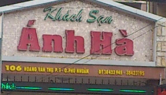Khách Sạn Ánh Hà - Hoàng Văn Thụ