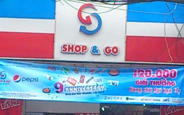 Shop & Go - 180 Phan Đình Phùng ở TP. HCM
