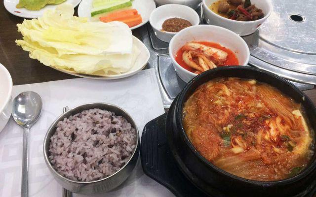 Yeun Kyung Restaurant - Ẩm Thực Trung Hàn - Keangnam Landmark ở Hà Nội