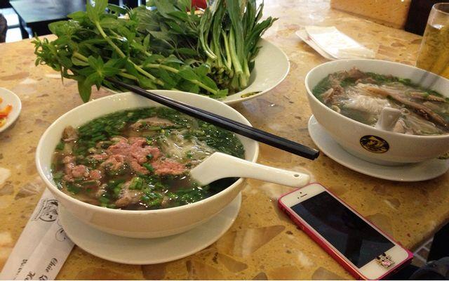 Phở Lạc Phương ở TP. HCM