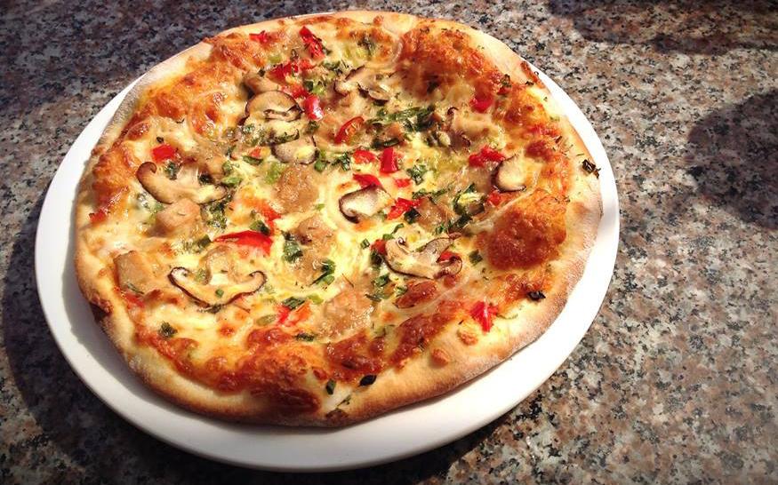Pizza Ông Tây - Lê Văn Lương