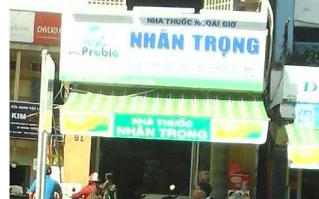 Nhà Thuốc Tây Nhân Trọng - Đinh Tiên Hoàng ở TP. HCM
