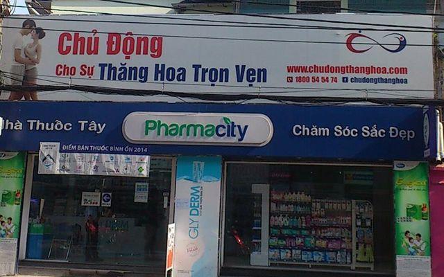 Nhà Thuốc Tây Pharmacity - 113-115 Võ Thị Sáu ở TP. HCM