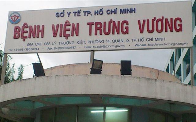 Bệnh Viện Trưng Vương - Lý Thường Kiệt ở TP. HCM