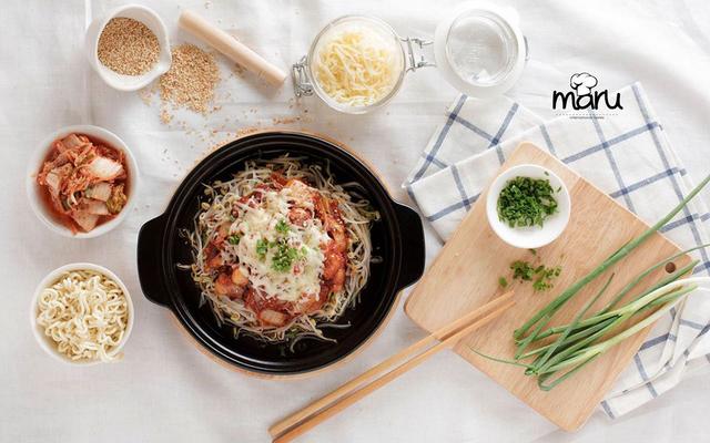 Maru Food & Drink - Món Ăn Hàn Quốc - Trần Bình Trọng ở Đà Nẵng