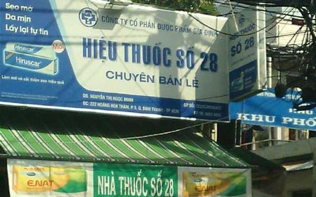 222 Hoàng Hoa Thám Quận Bình Thạnh TP. HCM