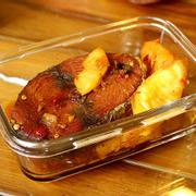 món cá ngừ kho thơm