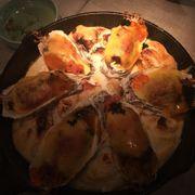 Hào nướng trứng cá Cavia