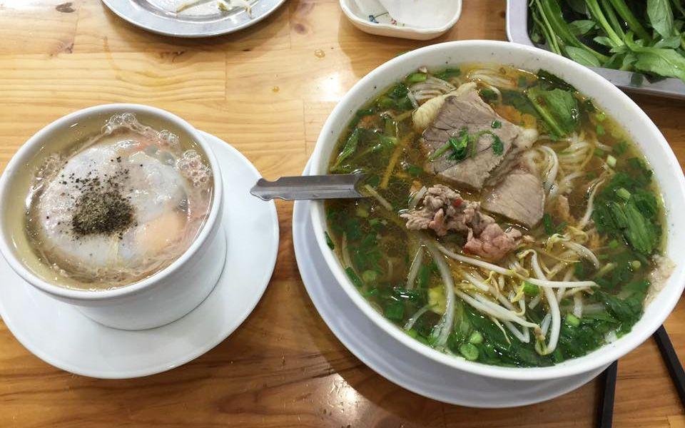 Phở Hiền - Phạm Văn Đồng