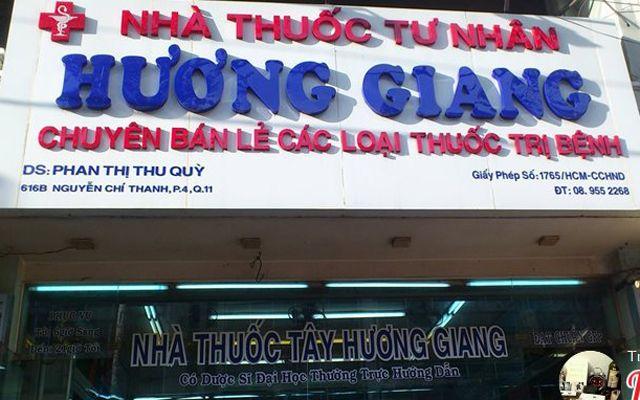 Nhà Thuốc Tư Nhân Hương Giang - 616B Nguyễn Chí Thanh ở TP. HCM