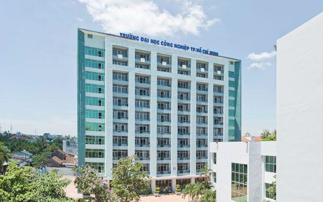 Trường Đại Học Công Nghiệp TPHCM - Gò Vấp