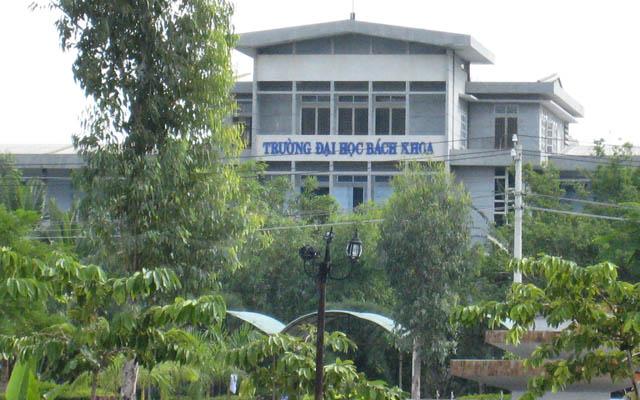 Đại Học Bách Khoa - Nguyễn Lương Bằng ở Đà Nẵng